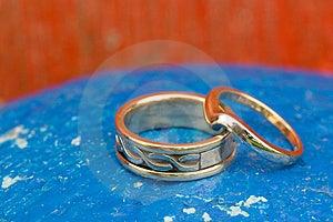 Wedding Rings Royalty Free Stock Photography - Image: 4973327