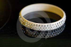 Heirloom Bracelet Royalty Free Stock Photography - Image: 4973487