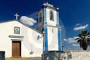 Portugal, Alentejo: Chapel Near Evora Stock Photos - Image: 4982393