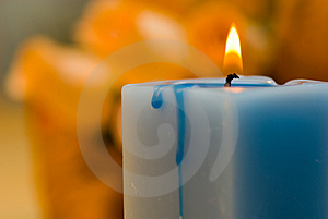Candle Royalty Free Stock Photo - Image: 4986795