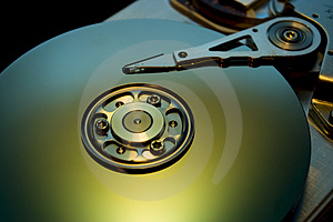 Hard Disk Royalty Free Stock Photography - Image: 4990927