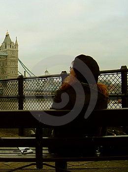 Tower Bridge 2 Stock Photo