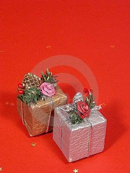 Xmas decoration Royalty Free Stock Photos