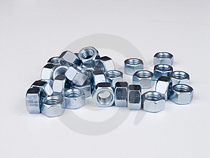 NutNbolts2 Stock Photography