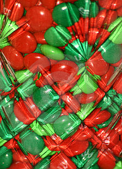 The Candy Jar Stock Image