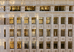Repetition In Architecture Stock Photography