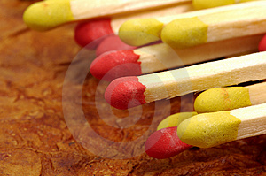 Matchsticks Free Stock Photos