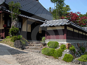 Japanese House Free Stock Images