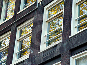 Windows Zdjęcie Royalty Free
