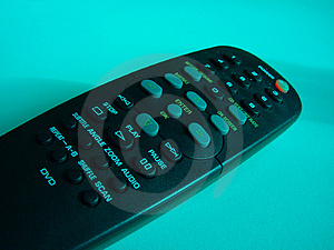 Remote Control Free Stock Image