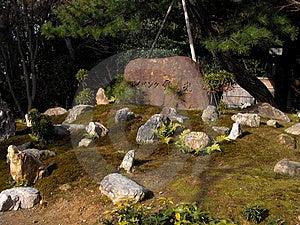 Rock Garden Free Stock Photography
