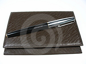 Goldstift Stockbild