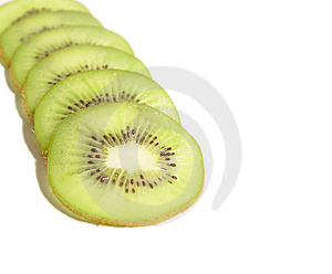 Kiwi Fruit Free Stock Image