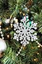 Snowflake Ornament Free Stock Photography