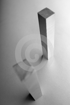 Aluminium Bars Royalty Free Stock Photography - Image: 503617