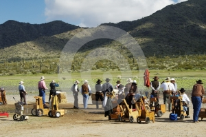 Shooting Competition Royalty Free Stock Photography - Image: 508037