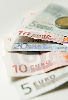 Euro Royalty Free Stock Photography - Image: 5006027
