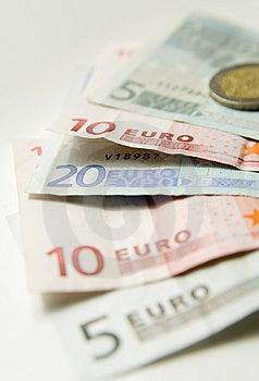 Euro Royalty Free Stock Photography - Image: 5006027