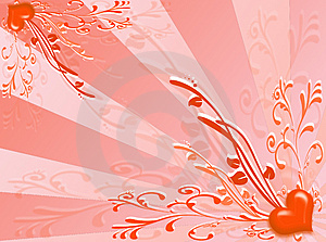Spring Heart Royalty Free Stock Images - Image: 5007959