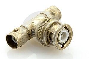 Splitter, Isolated Stock Image - Image: 5011741