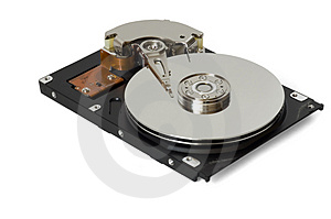 HDD Royalty Free Stock Photos - Image: 5012828