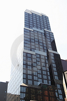 Reflective Building Stock Photo - Image: 5015370