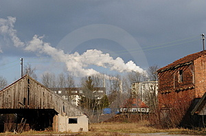 Industry 076 Royalty Free Stock Photos - Image: 5016578