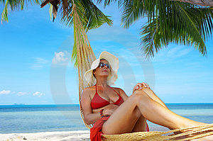 Tropic Enjoy Royalty Free Stock Photography - Image: 5024487