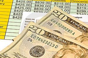 Money Stock Photo - Image: 5024720