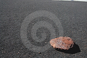 Lava Rock Stock Photos - Image: 5028723