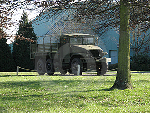 Army Truck Royalty Free Stock Photo - Image: 5029025