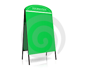 Green Billboard Stock Photos - Image: 5032323