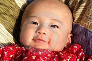 Smile Baby Stock Photos - Image: 5037113