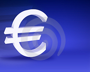 Euro Symbol Stock Images - Image: 5038984