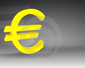 Euro Symbol Stock Images - Image: 5038994