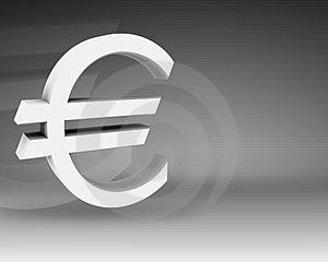 Euro Symbol Royalty Free Stock Photo - Image: 5039045