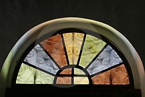 Church Window Stock Image - Image: 5051691