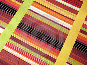 Coloured Printed Cloth Royalty Free Stock Photography - Image: 5069997