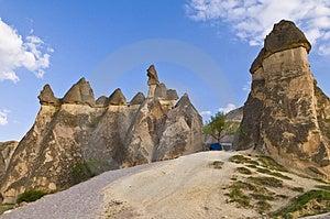 Cappadocia Royalty Free Stock Images - Image: 5075239