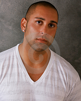 Attractive Man Stock Image - Image: 5084861