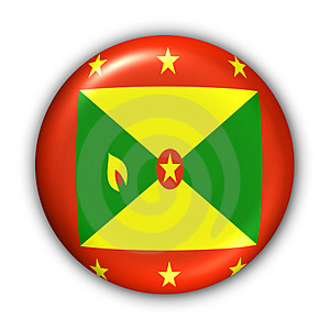 Grenada Flag Royalty Free Stock Image - Image: 5085966