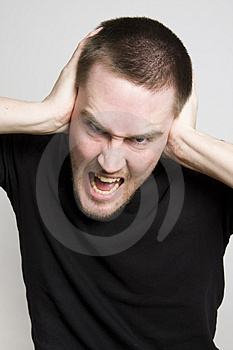 Headache Royalty Free Stock Photos
