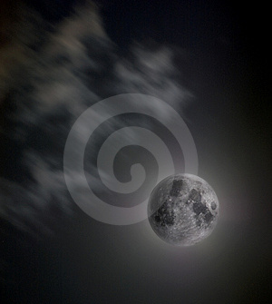Moonaddiction Stock Photography - Image: 5096452
