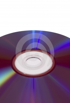 Isolated DVD Royalty Free Stock Image - Image: 515756