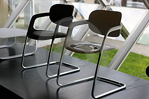 Modern Chair Royalty Free Stock Photography - Image: 5117307