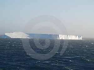Tabular Iceberg Stock Image - Image: 5124561