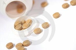 Дополнения витамин C III Стоковая Фотография - изображение: 5134422