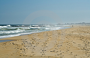 Beach View Stock Images - Image: 5141014