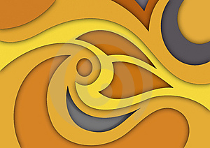 Layers And Spirals Royalty Free Stock Photos - Image: 5142148
