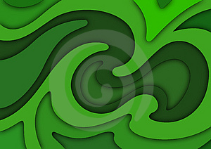 Layers And Spirals Stock Image - Image: 5142371